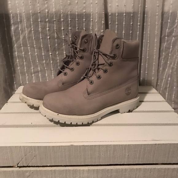 Timberland Shoes | Womens Grey White
